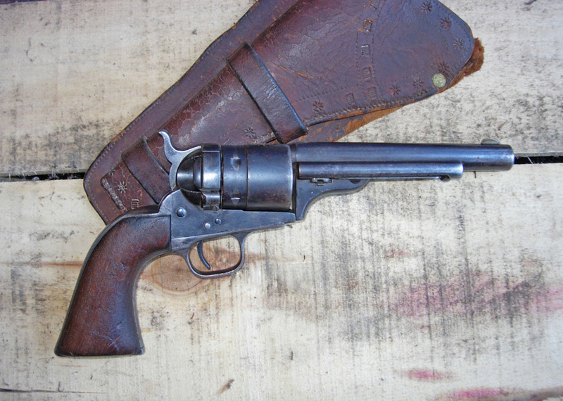 Colt jus post caps and ball 1851 1860-c10