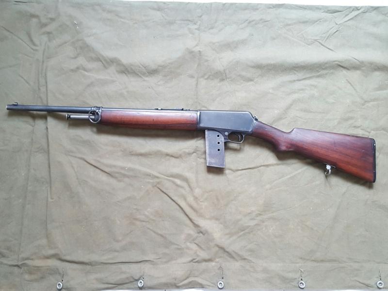 Winchester 1907 .351 SL et Unique X51 W351sl11