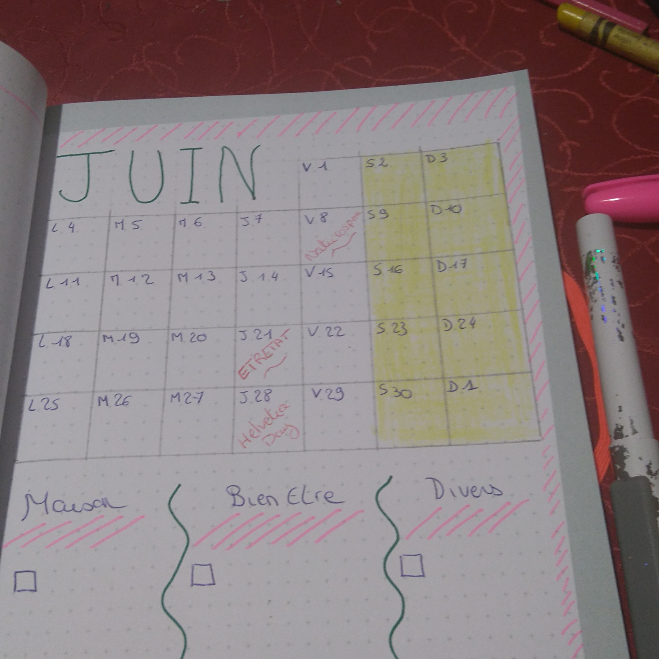 Le bullet journal - Page 2 Img_2020