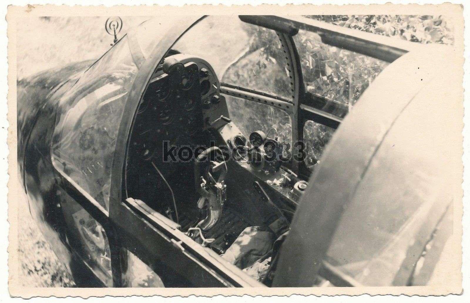 Which cockpit. Yak-4_10