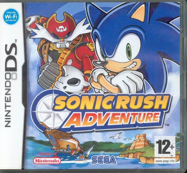 La collection jeux DS de Jeremy... Sonic_11