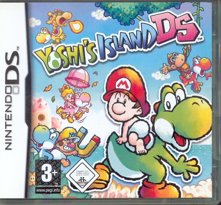 La collection jeux DS de Jeremy... Yoshi_10