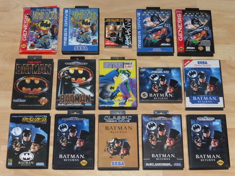 1°) Présentation de tous les jeux GB JPN Batman10