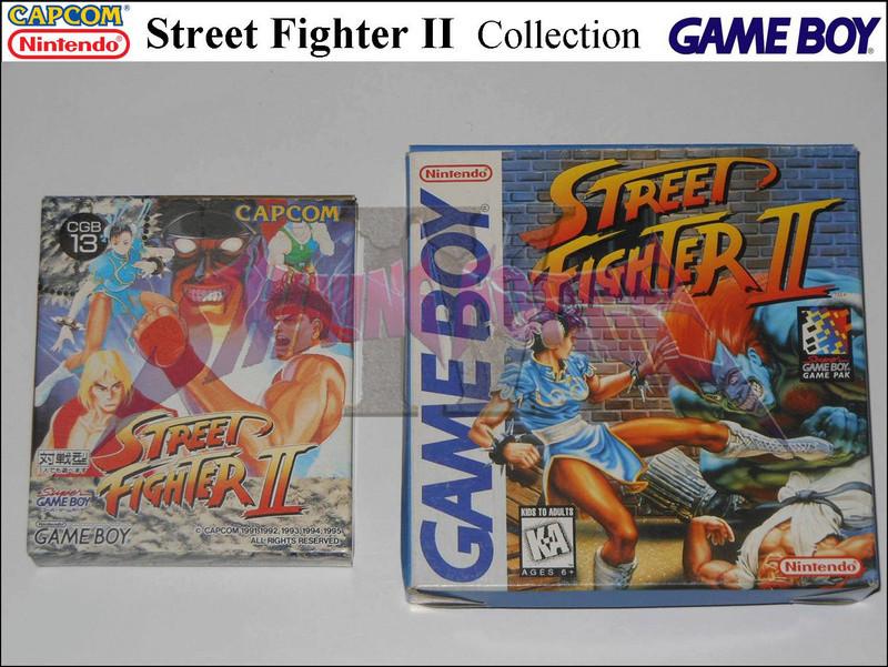 GB : Editeur Capcom Capcom12