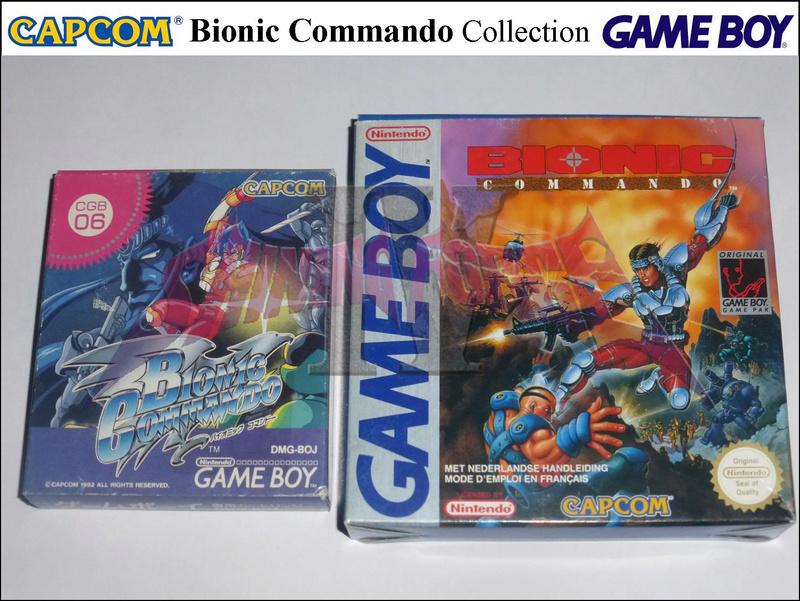 GB : Editeur Capcom Capcom13