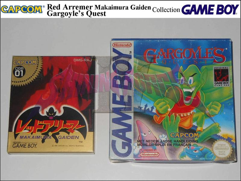 GB : Editeur Capcom Capcom14