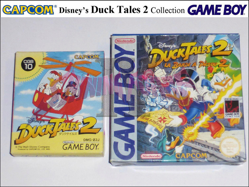 GB : Editeur Capcom Capcom15