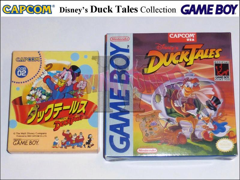 GB : Editeur Capcom Capcom16