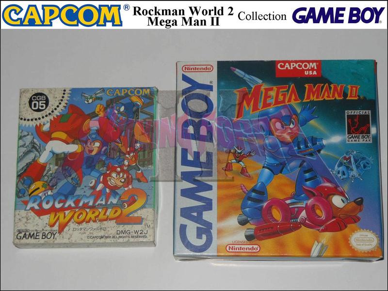 GB : Editeur Capcom Capcom18