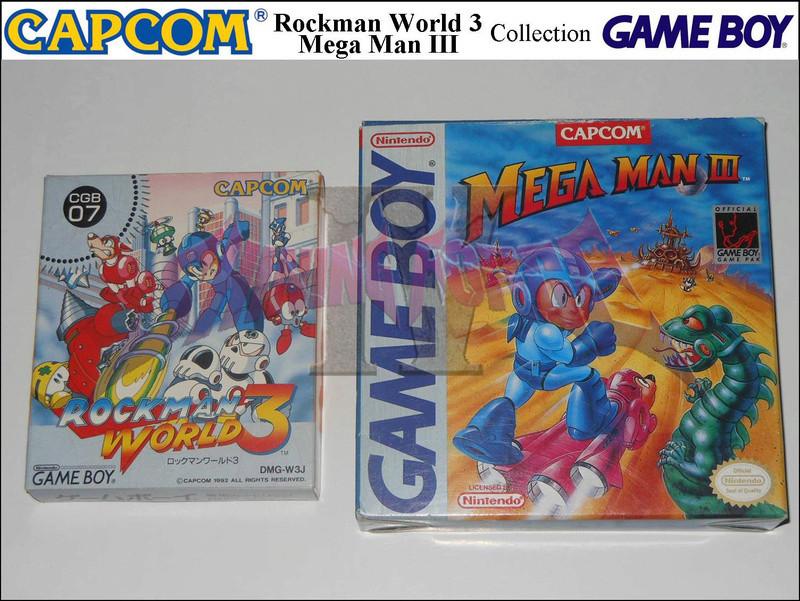 GB : Editeur Capcom Capcom19