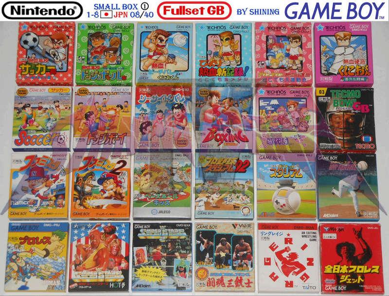 1°) Présentation de tous les jeux GB JPN Gb_ful30