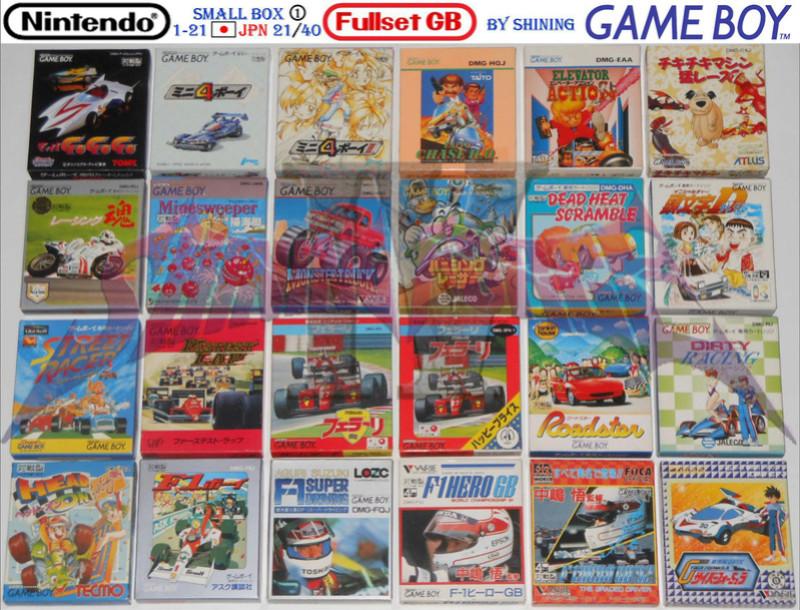 1°) Présentation de tous les jeux GB JPN Gb_ful44