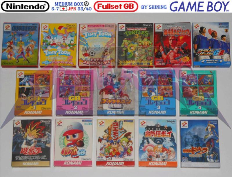 1°) Présentation de tous les jeux GB JPN Gb_ful59