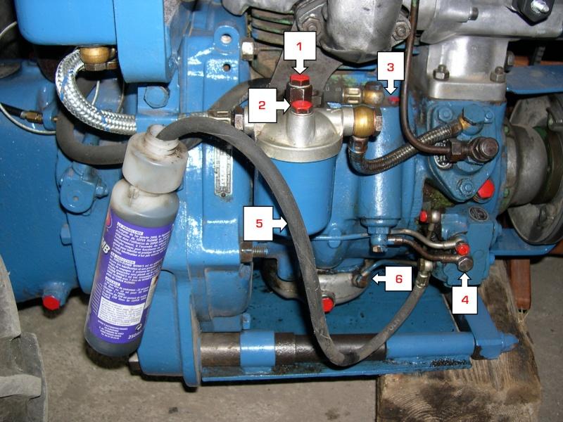 restauration - Restauration bungartz L5D moteur sachs diesel 2 temps 600L Dscn4810
