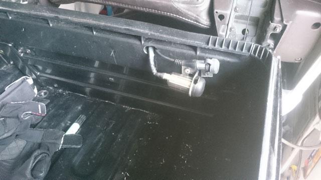 Les modifs sur mon 1500 SE, Leds,remplacement HP page 9, fabrication protections sacoches............... Dsc_3238