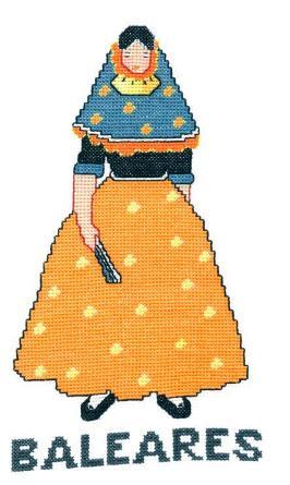 Mes créations sur le thème de Mallorca Costum10
