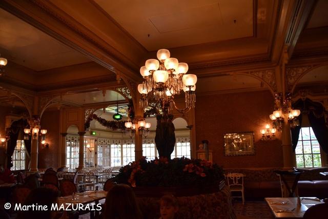Disneyland Paris - Plaza Gardens Disney18