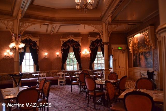 Disneyland Paris - Plaza Gardens Disney19