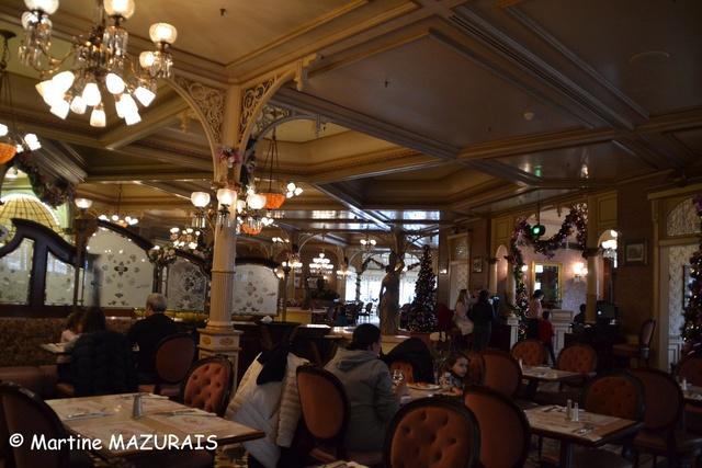 Disneyland Paris - Plaza Gardens Disney20
