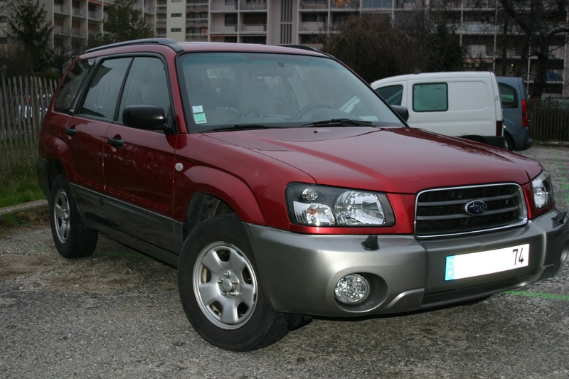 [VDS] SUBARU Forester 2.0l Img_9327