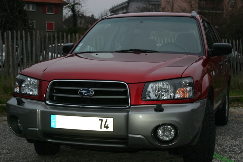 [VDS] SUBARU Forester 2.0l Img_9330