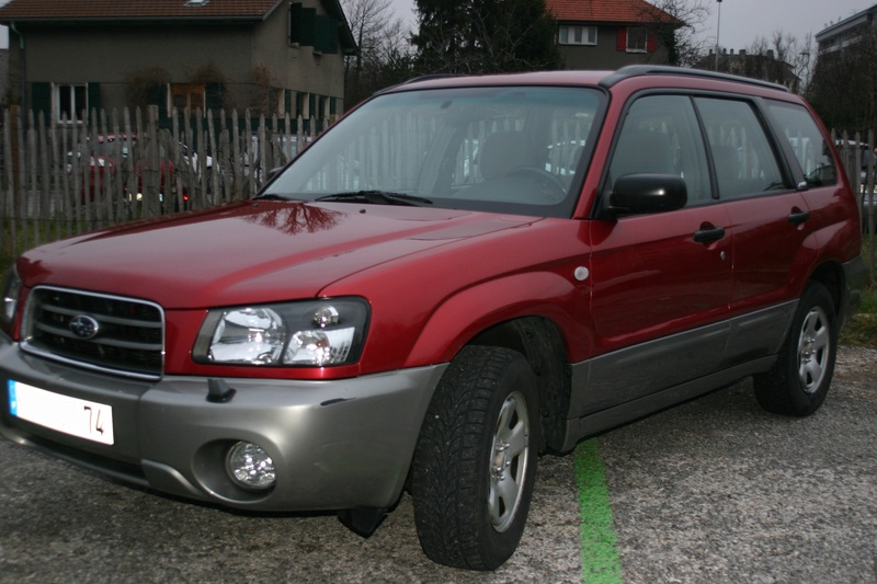 [VDS] SUBARU Forester 2.0l Img_9331