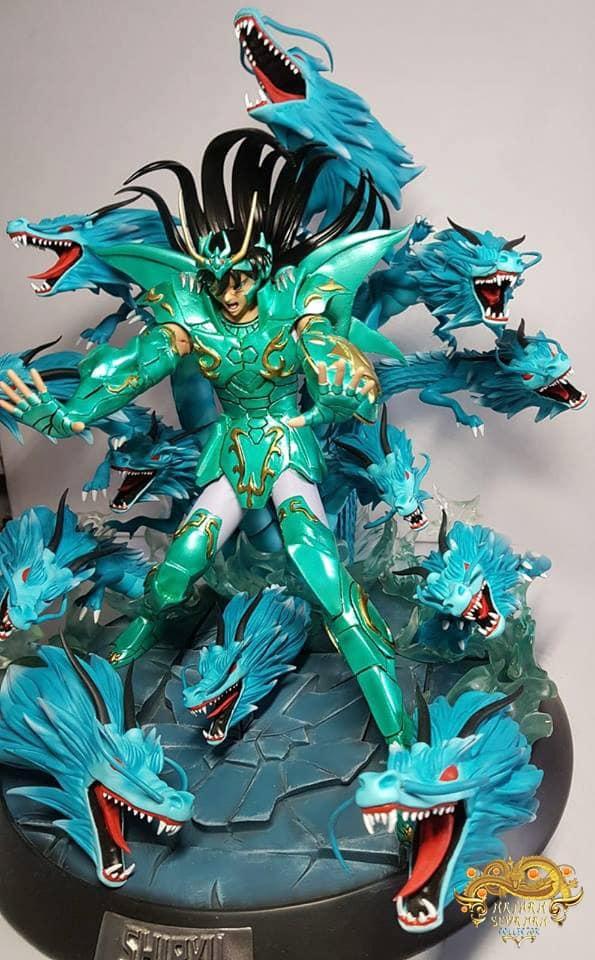 Custom Dragon saint seiya V4 by Jonas 33106710