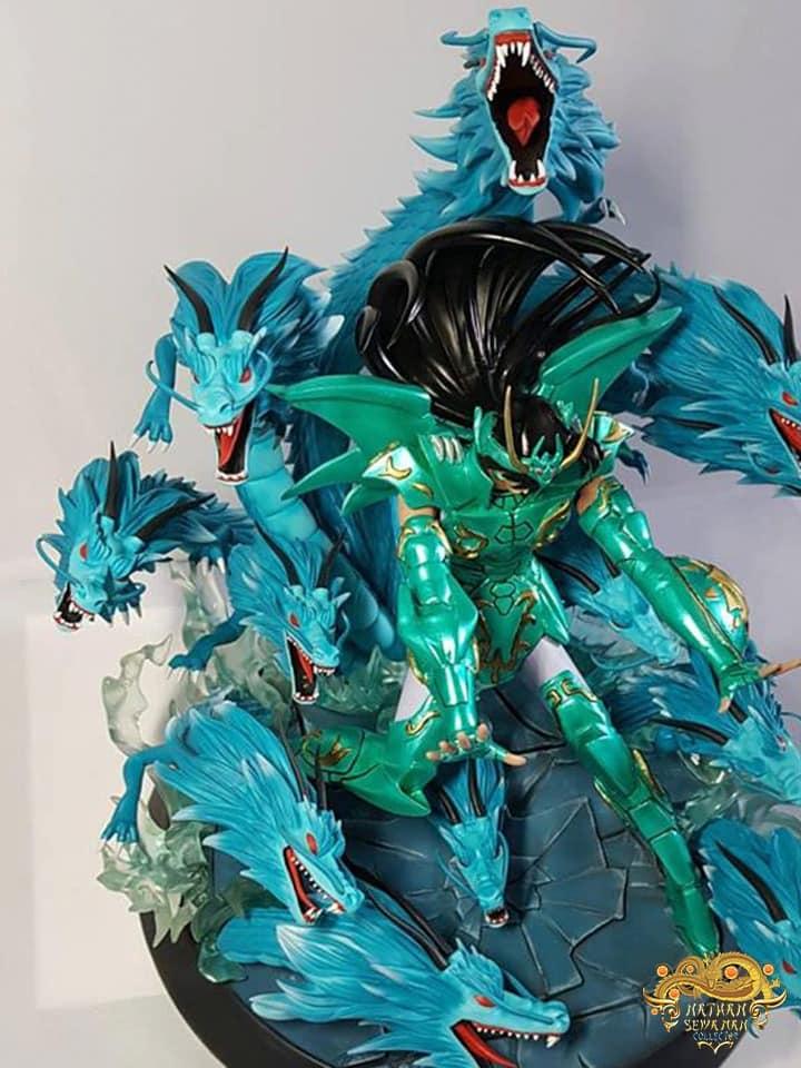 Custom Dragon saint seiya V4 by Jonas 33216310