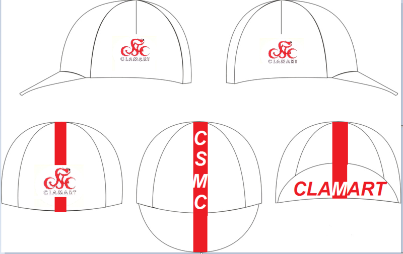 Dessine la Casquette de Notre Club Casque10