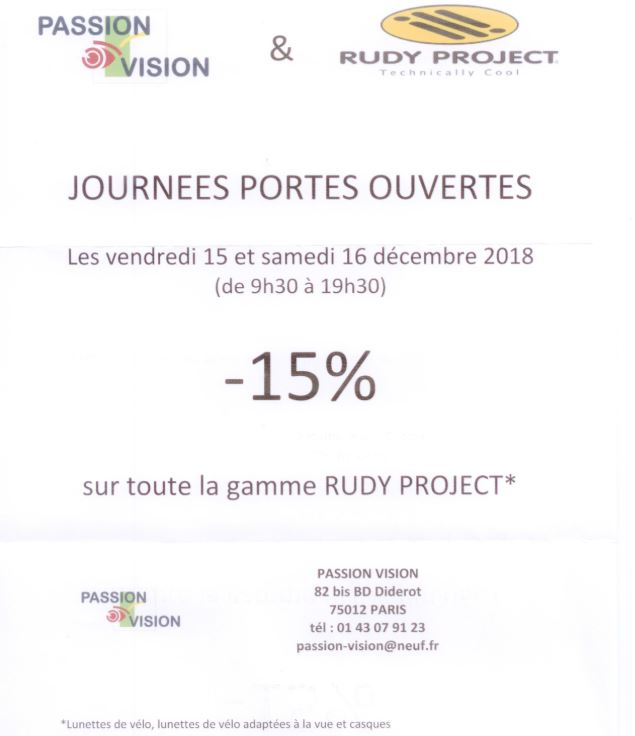 Offre Lunette Vélo et VTT - Vue et  Lunett10