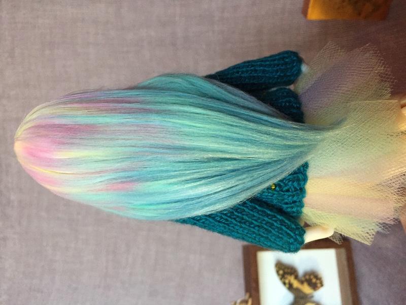 — Serendipity Factory — Wigs pour tiny !  A63ea410