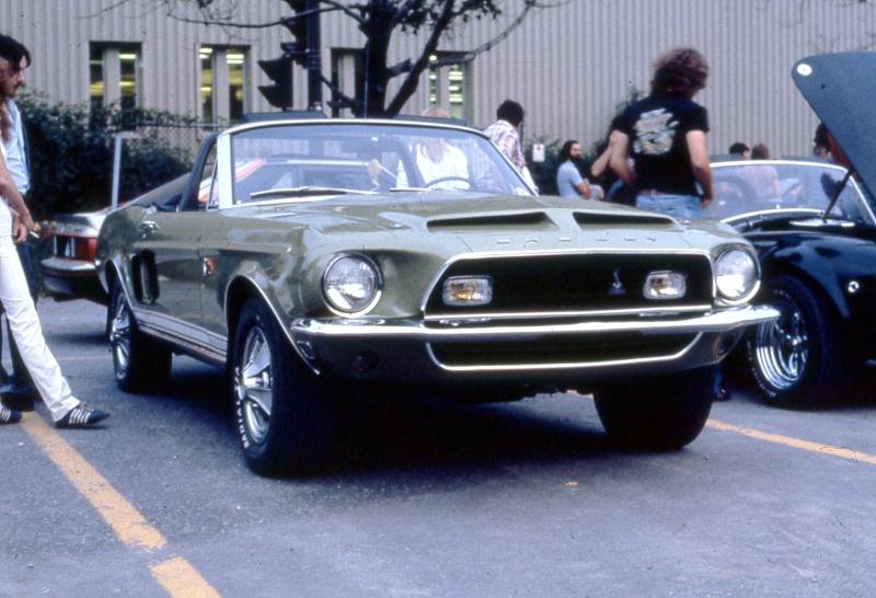 Montréal Mustang dans le temps! 1981 à aujourd'hui (Histoire en photos) 1981mm11
