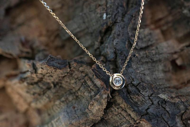 Pendentif diamant  15965410