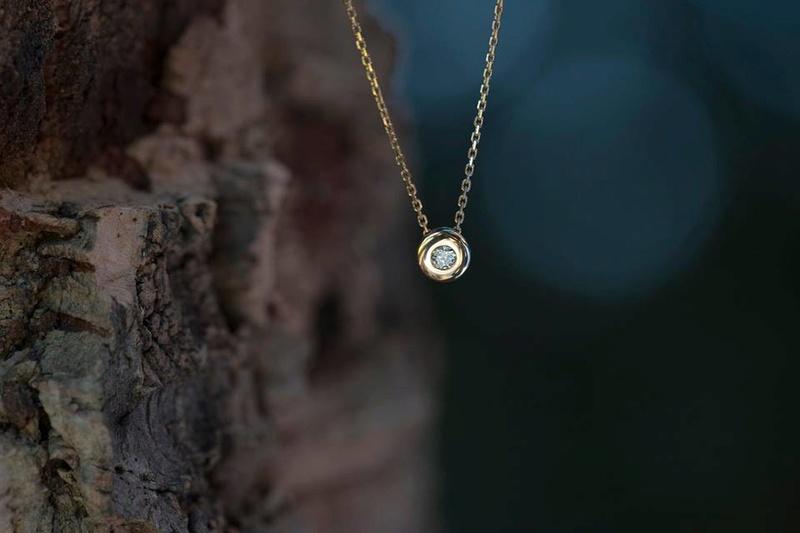 Pendentif diamant  16002914