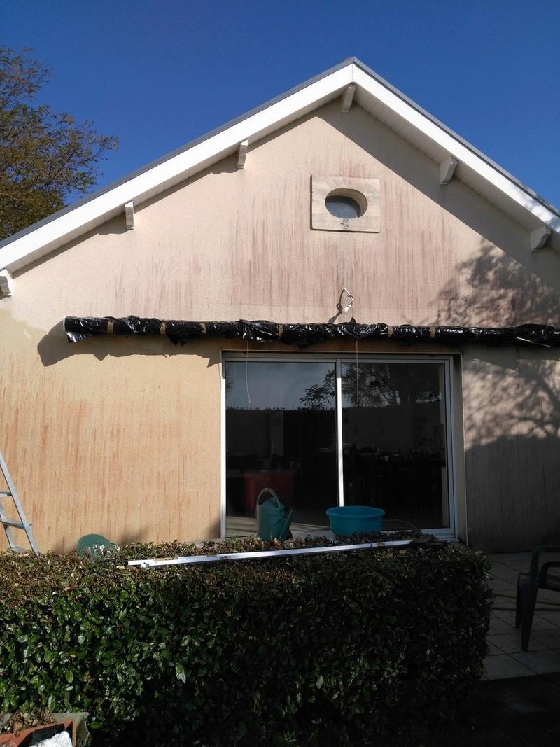 Retour d'expérience : Nettoyage mûrs maison Maison11