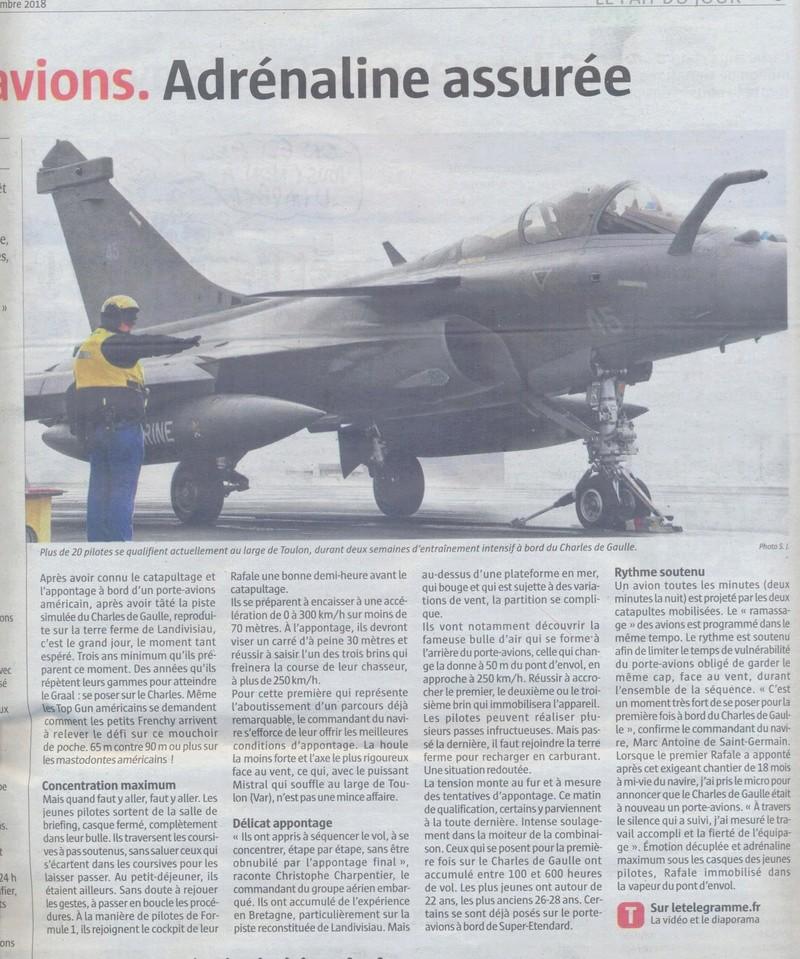 [ Porte-Avions Nucléaire ] Charles De Gaulle Tome 3 - Page 21 Cdg_0110