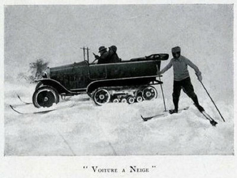 Concours de chars de montagne  au Mont Revard Ac-10h11