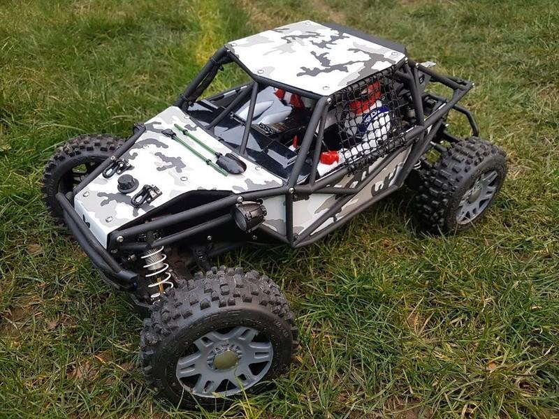 mon slash hybride Traxxa10