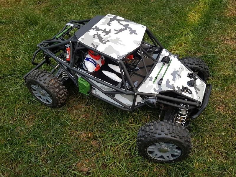 mon slash hybride Traxxa11