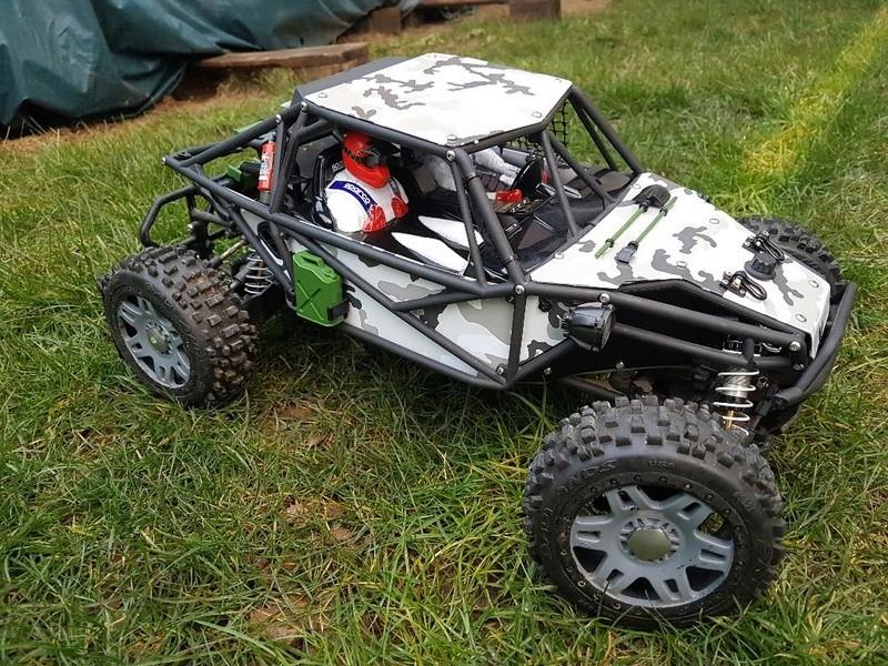 mon slash hybride Traxxa12