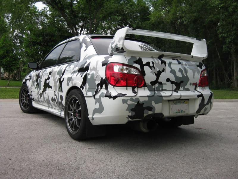 vinyl camouflage  Urban-10