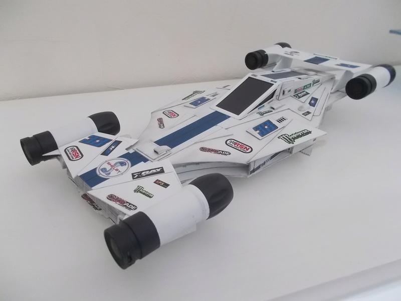 SHELBY ANTIGRAV IONIC RACER Dscn5812