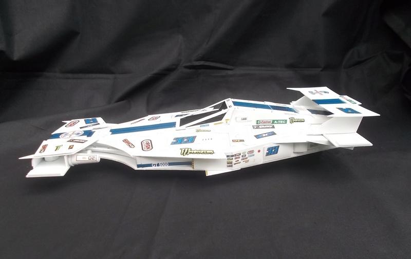SHELBY ANTIGRAV IONIC RACER Dscn6627