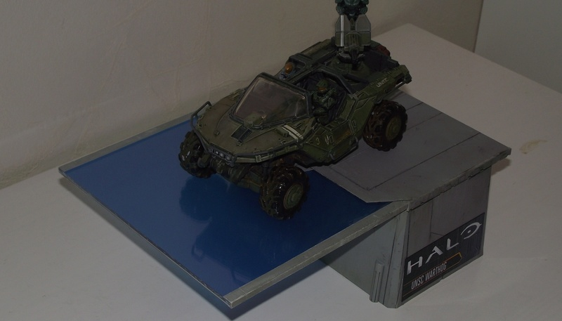 UNSC WARTHOG REVELL (1/32) Halo_710