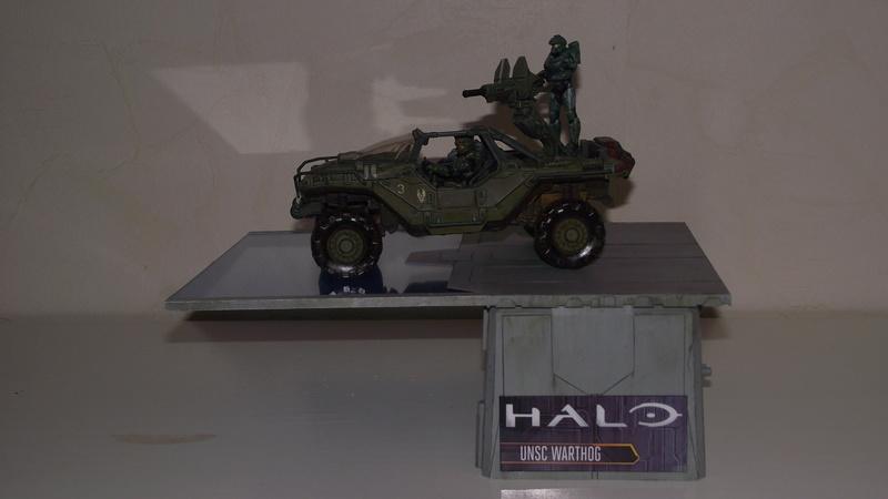 UNSC WARTHOG REVELL (1/32) Halo_711