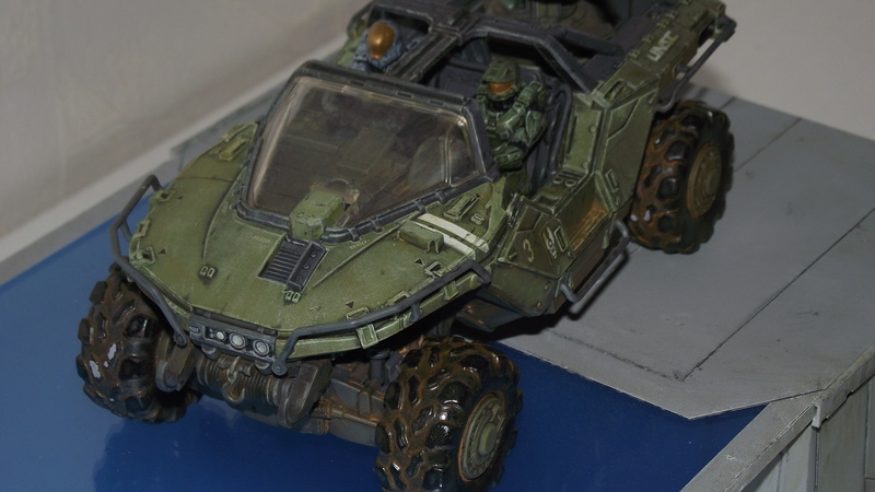 UNSC WARTHOG REVELL (1/32) Halo_712