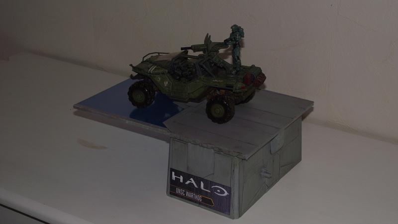 UNSC WARTHOG REVELL (1/32) Halo_713