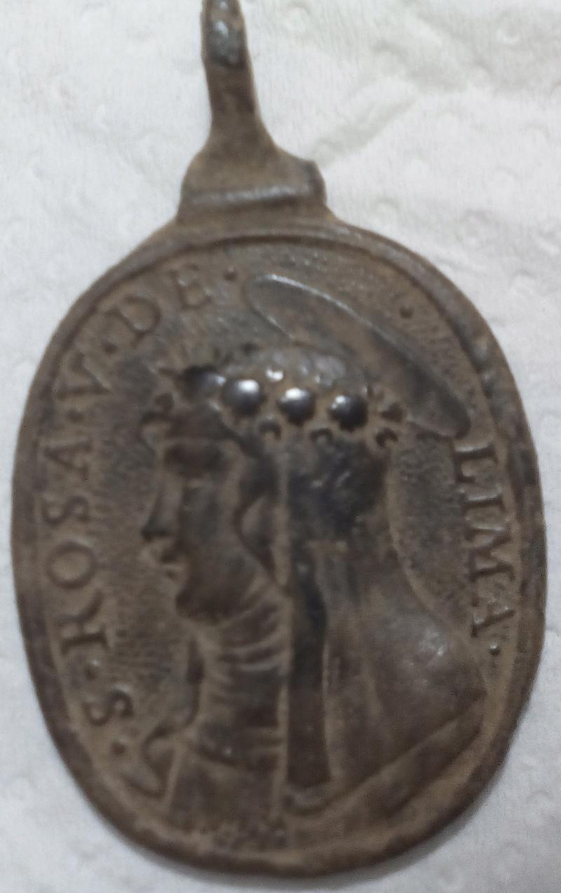 Mater Salvatoris / Santa Rosa de Lima, (R.M. SXVII-O467) Lima_r10