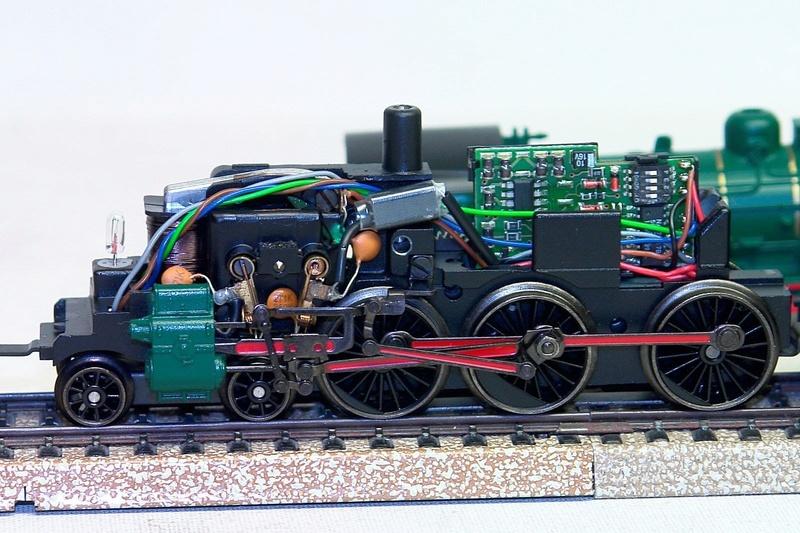 Digitalisation Märklin 34156 - type 26 SNCB (BR52) Type_610