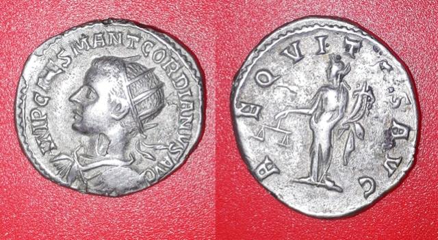 Gordien III, Antioche et pedigree 20171110